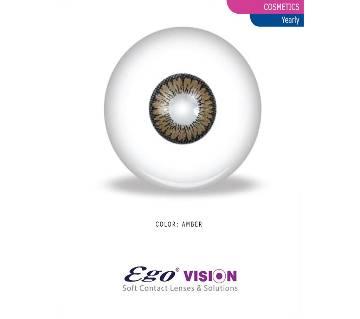 Ego Vision সফট কন্টাক্ট লেন্স - Amber