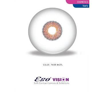 Ego Vision সফট কন্টাক্ট লেন্স - Pure Hazel