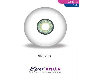 Ego Vision সফট কন্টাক্ট লেন্স - Green