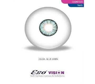 Ego Vision সফট কন্টাক্ট লেন্স - Blue Green