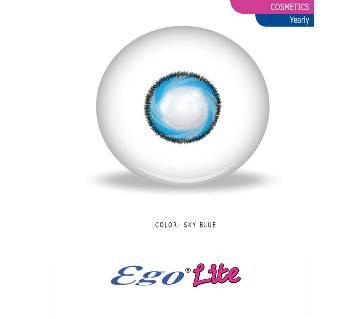 Ego Lite সফট কন্টাক্ট লেন্স - Sky Blue