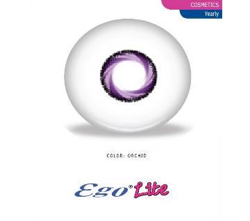 Ego Lite সফট কন্টাক্ট লেন্স - Orchid