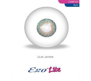 Ego Lite সফট কন্টাক্ট লেন্স - Sapphire