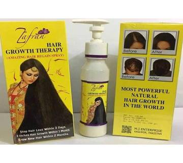 Zafran hair growth therapy -150ml - Pakistan