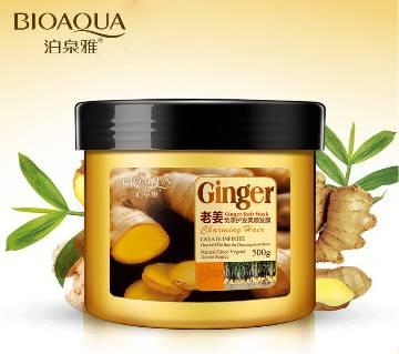 Bioaqua জিঞ্জার হেয়ার মাস্ক- China 500gm