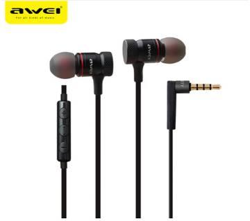 Awei ES-70TY In-Ear মেটাল ইয়ারফোন