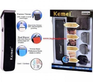 KEMEI KM-3580 রিচার্জেবল ট্রিমার
