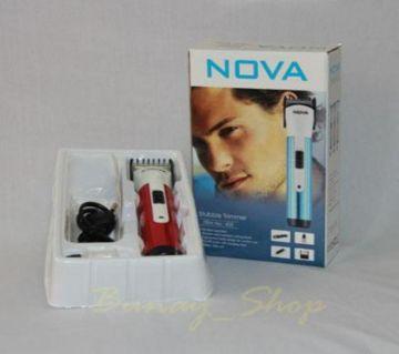 Nova 405 হেয়ার ট্রিমার - হোয়াইট এন্ড পিঙ্ক