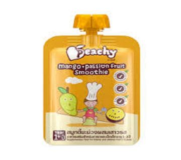Peachy for Baby Food