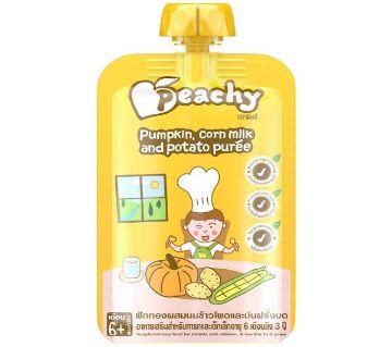 Peachy veg-1 kids food