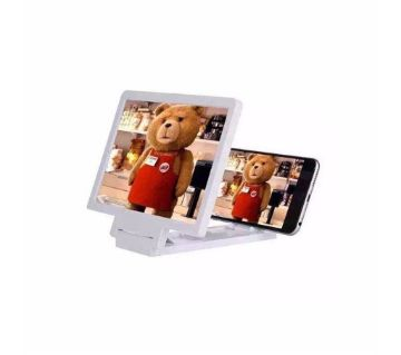 Max 3D Enlarged Screen - White