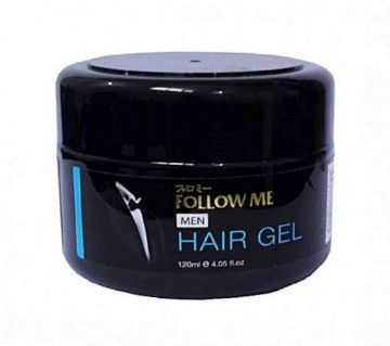 FOLLOW ME Men Hair Gel - 120ml - China