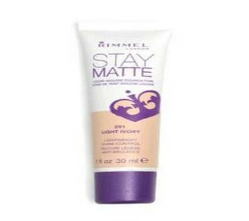 Rimmel Stay Matte Pressed Powder 30 gm England