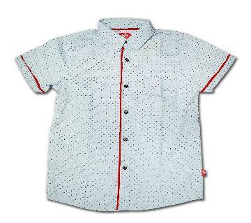 Toddler Boys Half Sleeve Shirt - 38