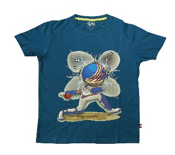 Half Sleeve T-Shirt-46