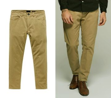 Alcott Light Khaki NON-Stretch Chinos-Copy