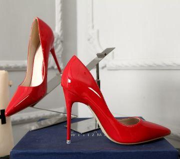 Ladies Heel - Red