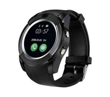 V8 Smart Watch Clock