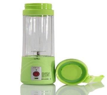 Electric Fruit Juicer Machine USB Mini Portable Rechargeable