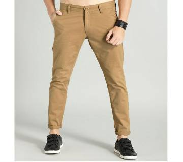 Menz Slim Chinos Full Pants