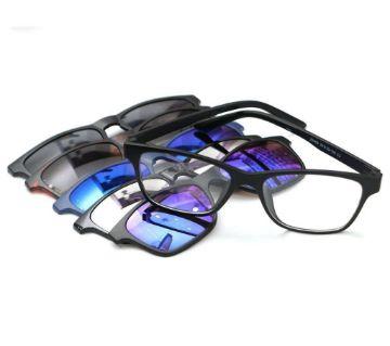 5 in 1 Magic Vision Stylish Sunglass