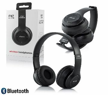 Wireless Bluetooth Headphone P47 Bluetooth