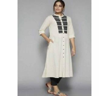 Rich Fabric Unstitched 3pcs-1034-MHG
