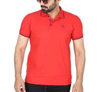 Men Half Sleeve AOP Polo Shirt