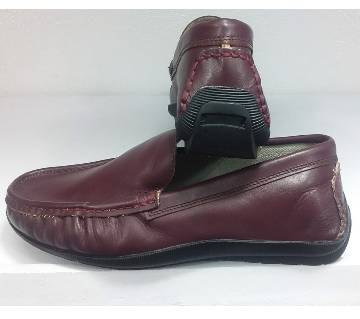 Gents leather Lofer