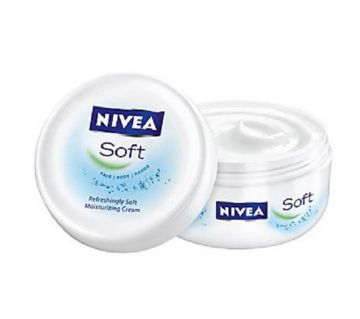 Nivea Soft Moisturizing Cream 50ml UAE