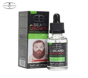 Beauty Beard গ্রোথ এসেনশিয়াল অয়েল 30ml Thailand