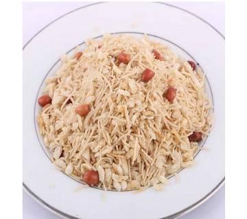 Crispy Fried Flattened Rice with Chanachur