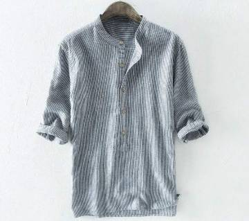 Mens Casual Summer Full Sleeve Katuya Shirts