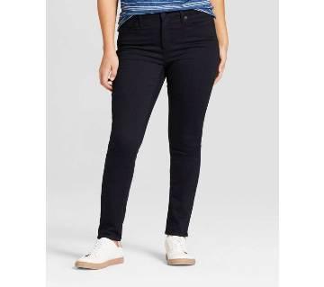 Black StretchableDenim Jeans Pant