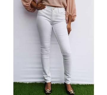 High Waist Mango Jeans