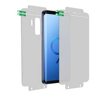 Huawei Y9 2019 360 ফ্রন্ট ব্যাক সফট প্রোটেকটর Ploy