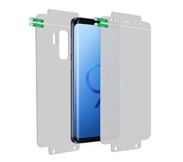 A8+ 2018 360 ফ্রন্ট ব্যাক সফট প্রোটেক্টর Ploy for Samsung Galaxy A8 Plus 2018