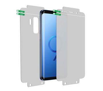 Y6 Prime 360 ফ্রন্ট ব্যাক সফট প্রোটেক্টর Ploy For Huawei Y6 Prime 2018