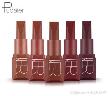 Pudaier Matte Liquid Lipstick 5 Colors ওয়াটারপ্রুফ লিপস্টিক (China)
