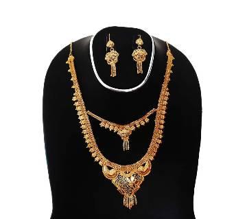 GOLD Plate Jewellery Set