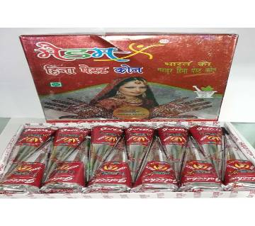 Madam Mehedi (12 pcs) INDIA