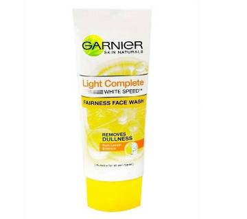 GARNIER FAIRNESS FACEWASH (India) 100g