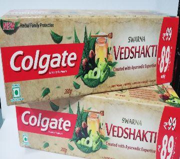 COLGATE VEDSHAKTI 200 GM INDIA