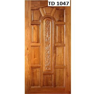 Shegun solid wooden door