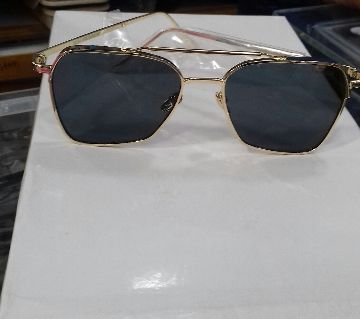 Metal frame sunglasses for men