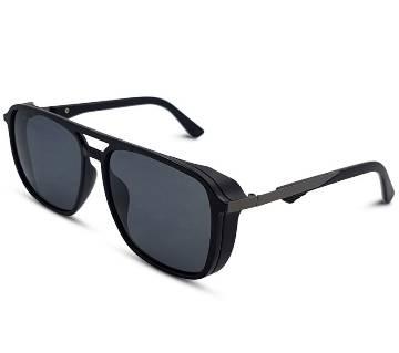 Black Lens Filer Sunglass