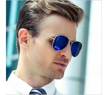 Blue sunglass for men
