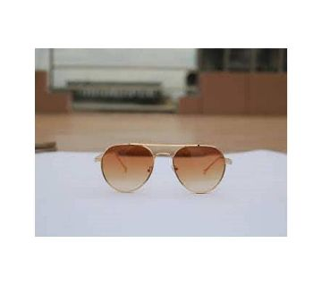 Metal frame sunglass for men with box free