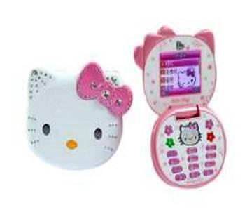 Hello Kitty মোবাইল ফোন K688