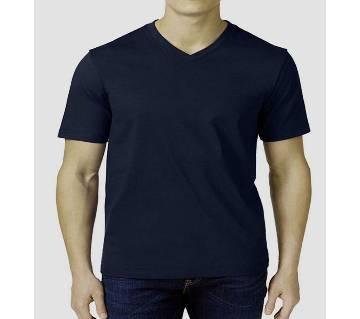 V-Neck Short Sleeve T-Shirt For Men